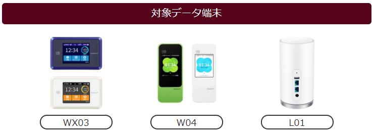 BIGLOBE WiMAX口座振替のキャンペーン②13,000円キャッシュバック+月額料金値引きのWiMAXルーターは?