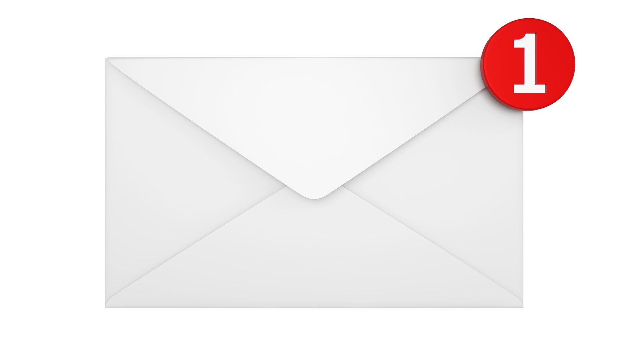 UQモバイル口座振替には独自のメールサービスがある
